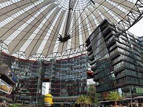 Hotels, Appartements, Hostels, Pensionen - Sony Center