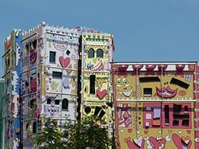 Hotels, Appartements, Hostels, Pensionen - Happy Rizzi House