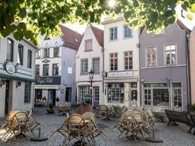 Du suchst eine Unterkunft in Bremen nahe Schnoor?