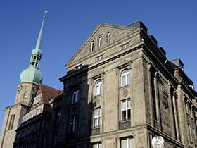 Hotels, Appartements, Hostels, Pensionen - St. Reinoldi Kirche