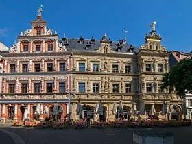 Hotels, Appartements, Hostels, Pensionen - Fischmarkt