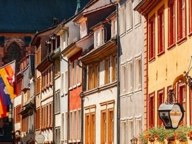 Hotels, Appartements, Hostels, Pensionen - Altstadt