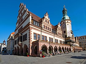 Hotels, Appartements, Hostels, Pensionen - Altes Rathaus