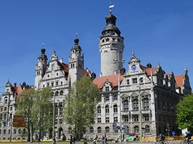 Hotels, Appartements, Hostels, Pensionen - Neues Rathaus