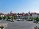 Hotels, Appartements, Hostels, Pensionen - Domplatz