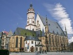 Hotels, Appartements, Hostels, Pensionen - Thomaskirche